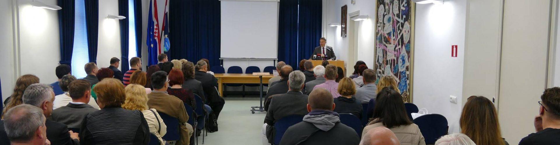 Dodjela ugovora iz programa javnih potreba u kulturi SMŽ