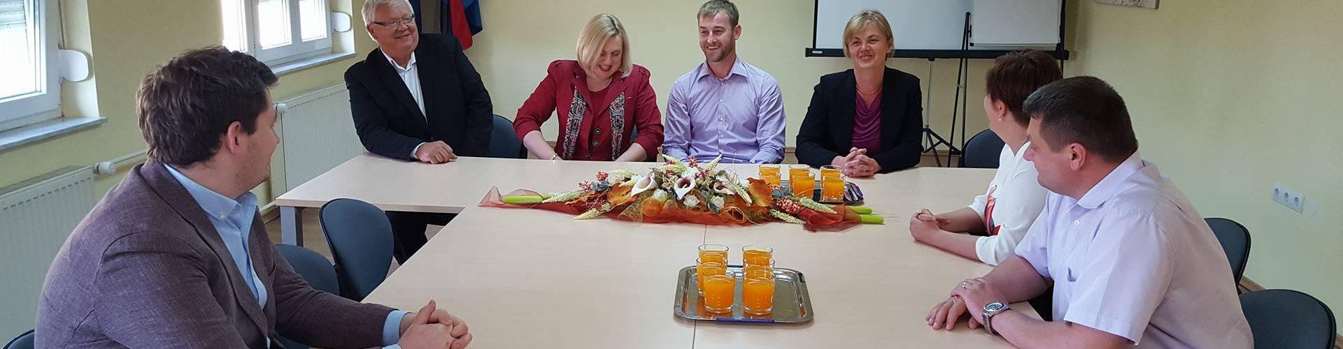 Prijem novih zamjenika gradonačelnika Grada Gline