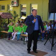 """Dan Dječjeg vrtića """"Bubamara"""" i podizanje Zelene zastave"""