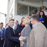 Podrška i čestitka premijera gradonačelniku