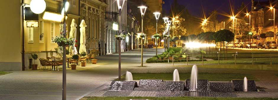 LED rasvjeta u Glini – modernizacija sustava javne rasvjete