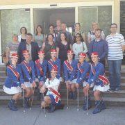 Prijem učitelja koji sudjeluju na projektu Erasmus+