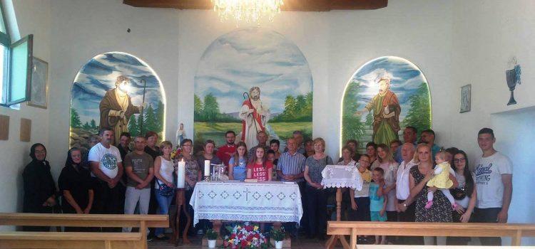 Najava događaja: Proslava sv. Petra i Pavla u Ilovačku
