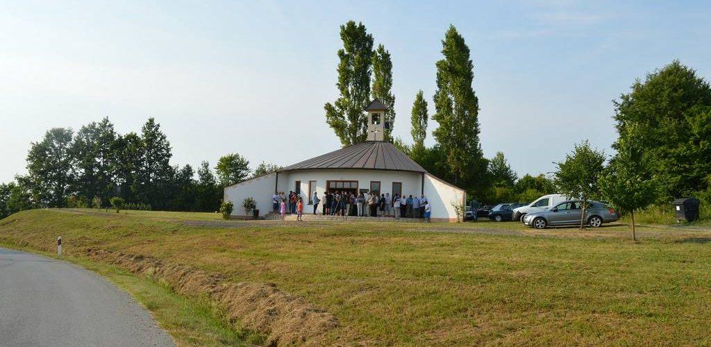 Posveta zvona u Gornjem Taborištu