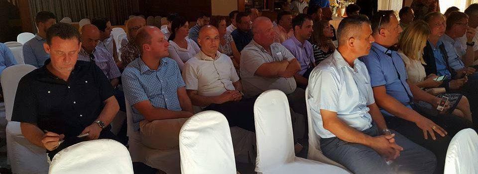Sastanak pomoćnice ministra financija i glavne državne rizničarke Ivane Jakir-Bajo s gradonačelnikom