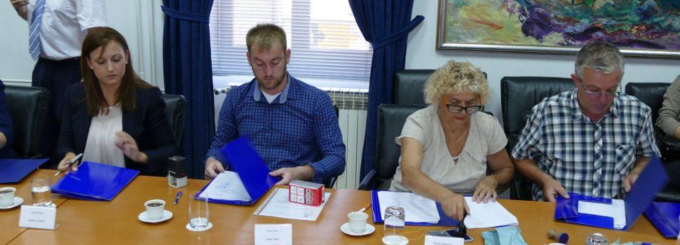 Grad Glina u projektu Razvoj cikloturizma u SMŽ ukupne vrijednosti 400.350 kn