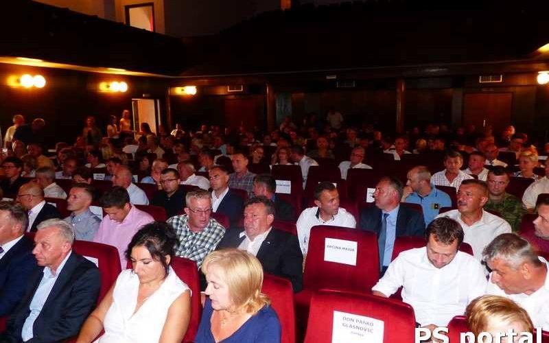 Svečana sjednica Gradskog vijeća Grada Petrinje