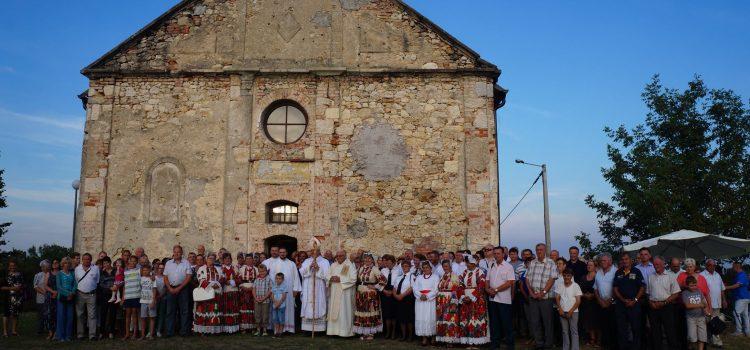 U Slatini Pokupskoj obilježen blagdan sv. Roka