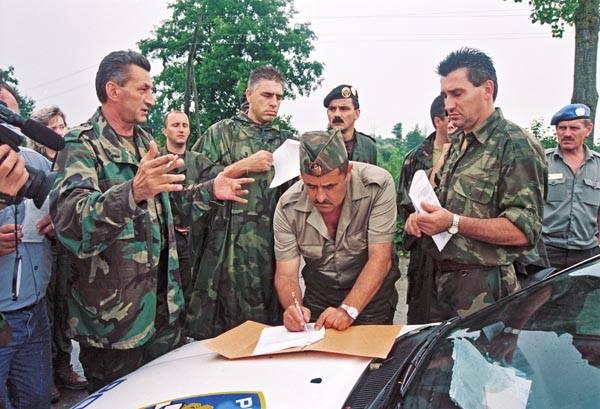 Predsjednica Kolinda Grabar-Kitarović na obilježavanju obljetnice predaje 21. kordunskog korpusa u Glini