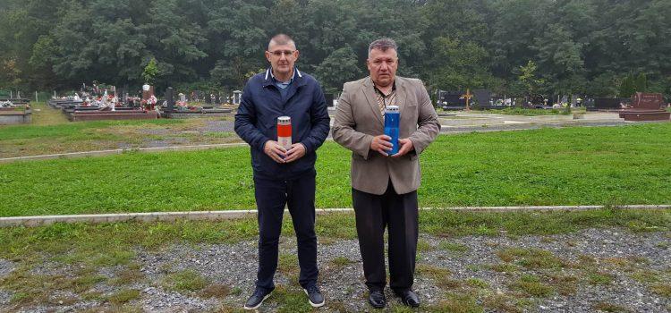 Godišnjica smrti gradonačelnika Milana Bakšića
