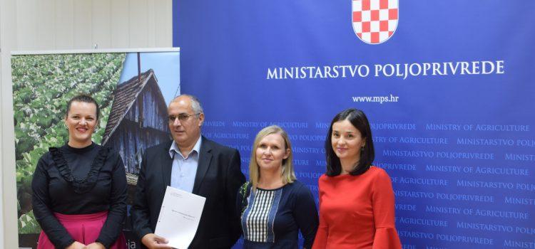 Više od 2 milijuna kuna iz Europskog poljoprivrednog fonda za ruralni razvoj za izgradnju spojnog cjevovoda