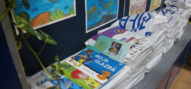 I ove godine besplatni udžbenici za sve učenike Osnovne škole Glina i glinske djece u Pokupskom