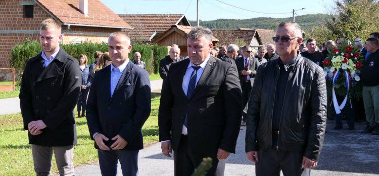 Obilježena obljetnica stradanja mještana Stankovca i Gračanice Šišinečke