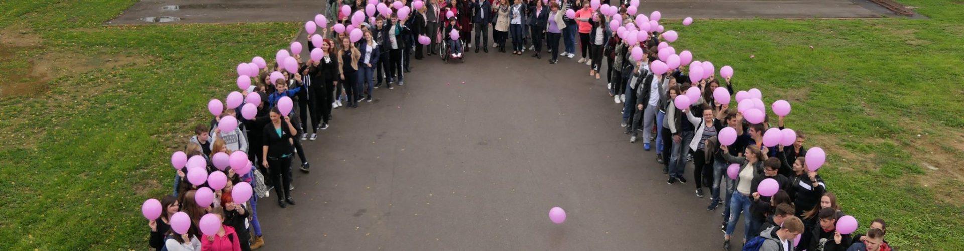 Ružičasti listopad u Glini – mjesec borbe protiv raka dojke