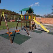 Uređenje dječjeg igrališta u Joševici