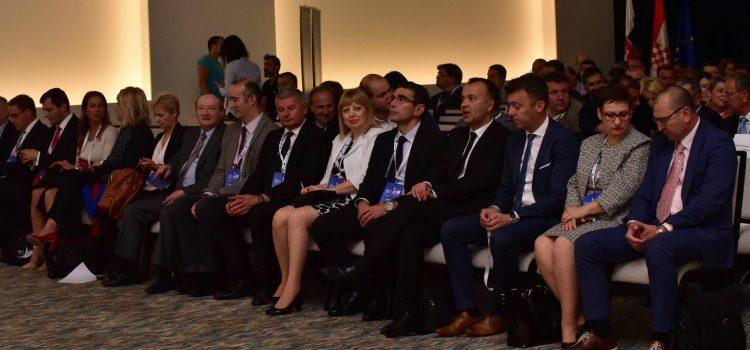 """Gradonačelnik na """"Danima regionalnog razvoja i EU fondova"""" u Šibeniku"""