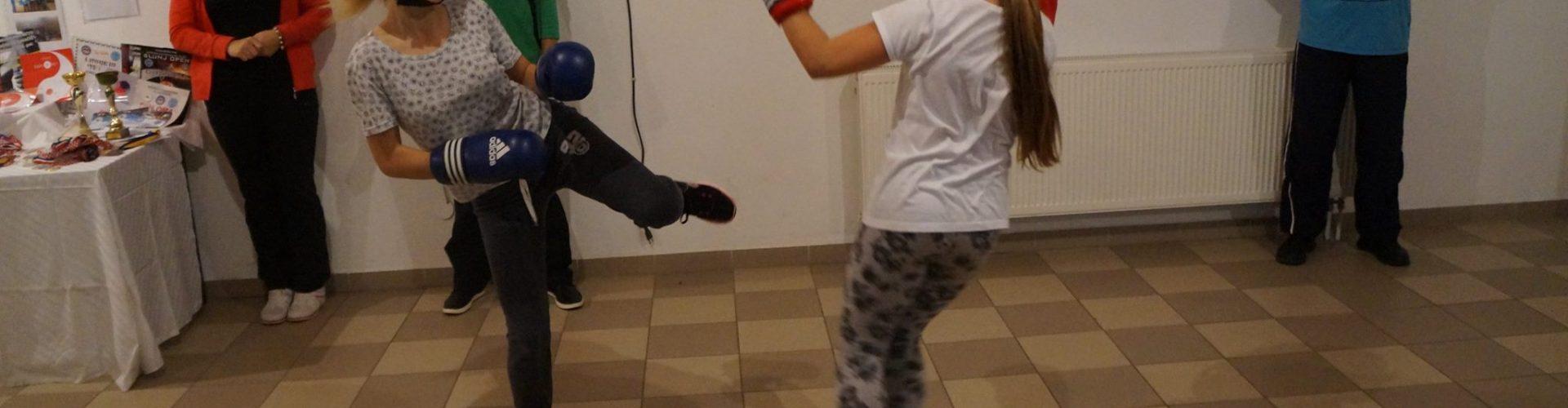 Proslavljen prvi rođendan Wushu kluba Glina i predstavljen novoosnovani Kickboxing klub Glina