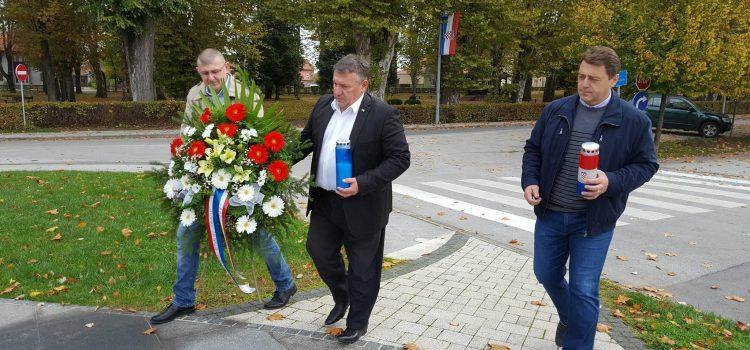 Obilježen Dan neovisnosti u Glini