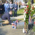 Zamjenik gradonačelnika Dario Žinić na obilježavanju Dana Grada Novske
