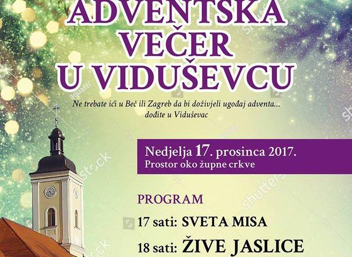 Adventska večer u Viduševcu