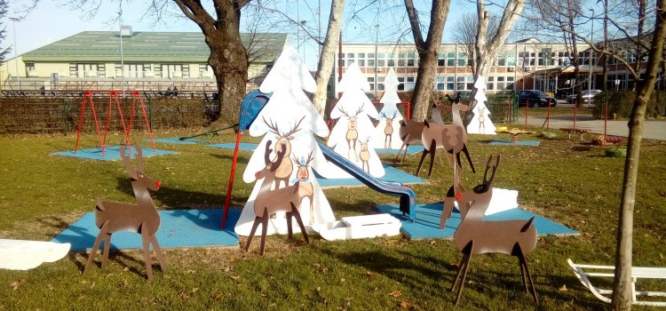 Božićna priča Dječjeg vrtića Bubamara