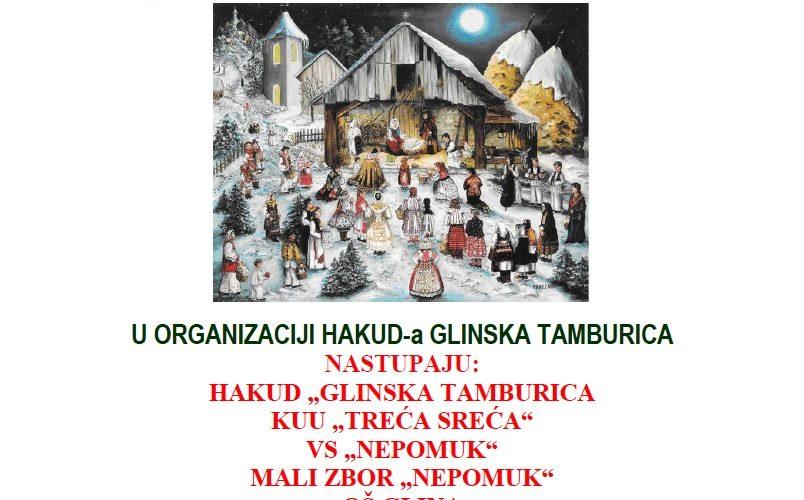 """Najava: Božićni koncert """"Radujte se narodi"""""""