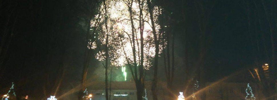 Dočekana Nova godina