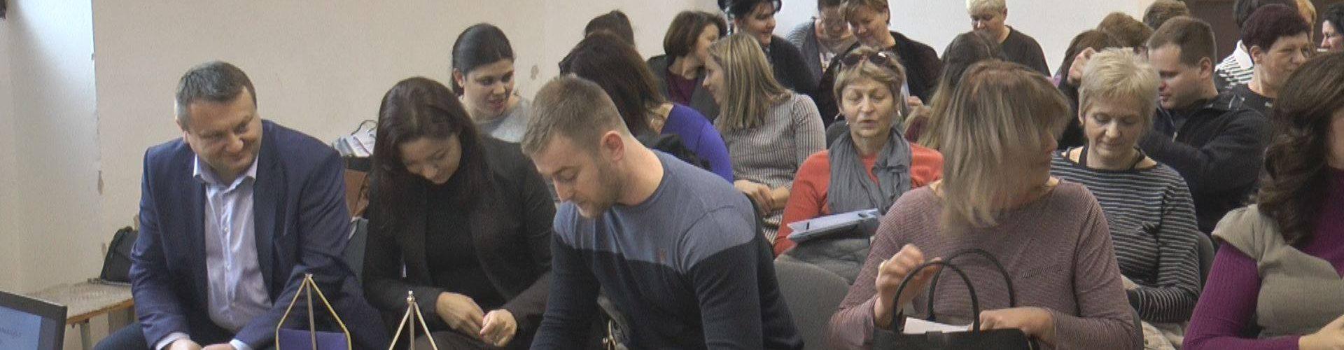 """Održana Početna konferencija programa """"Zaželi"""" u Glini"""