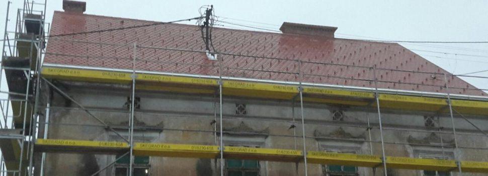 150.000,00 kuna za uređenje kulturno-povijesne cjeline Grada Gline – stare ljekarne