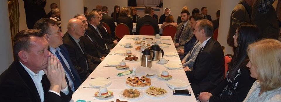 Gradonačelnik sudjelovao na molitvenom doručku