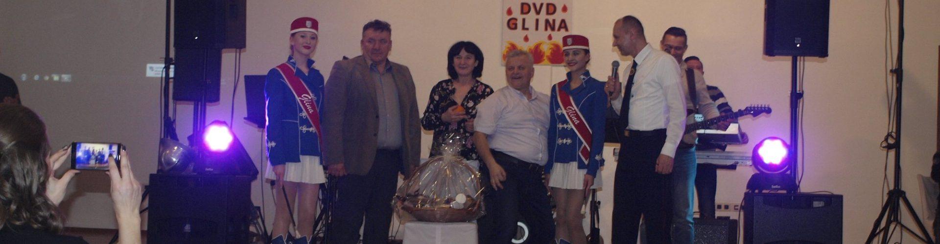 Održan Vatrogasni bal povodom 140. obljetnice osnutka DVD-a Glina