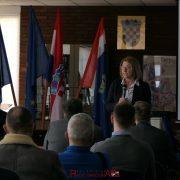 Posjet i predavanje zastupnice Ivane Maletić u Glini