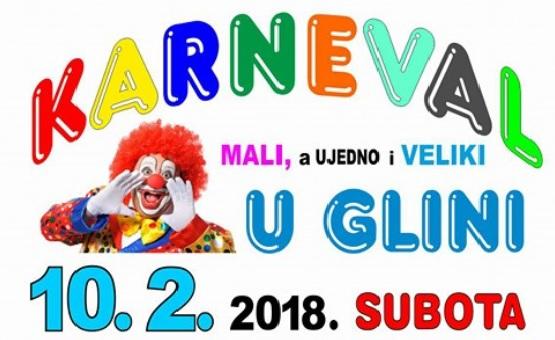 Karneval u Glini