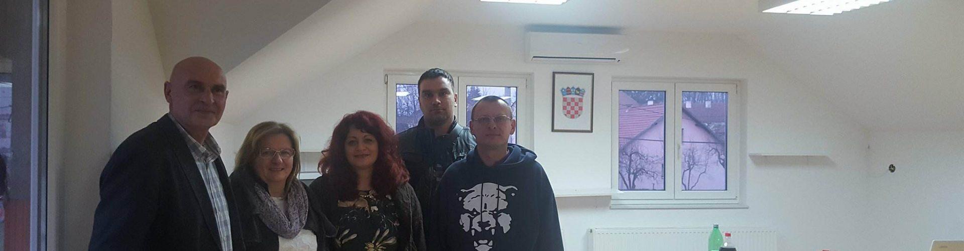 Novo vodstvo Zajednice športskih udruga grada Gline
