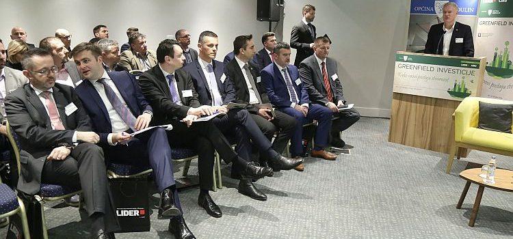 LokalnaHrvatska.hr Glina Gradonacelnik na konferenciji o greenfield investicijama