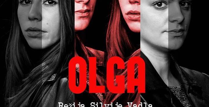Najava: predstava Olga i Lina
