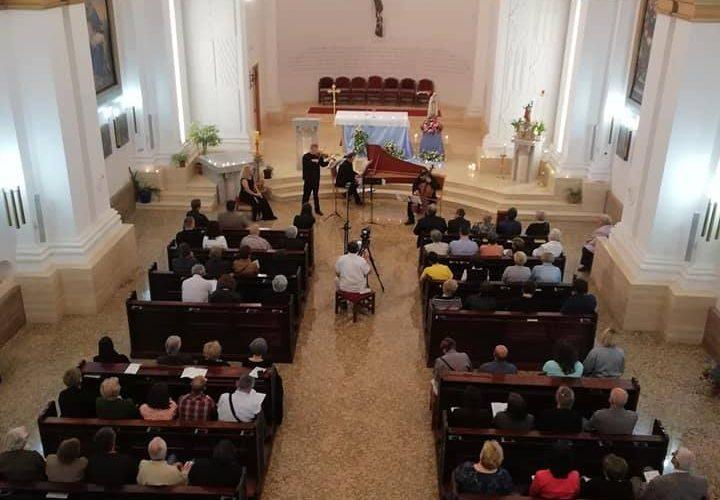 Održan Međunarodni orguljaški festival Ars Organi Sisciae u Gornjem Viduševcu