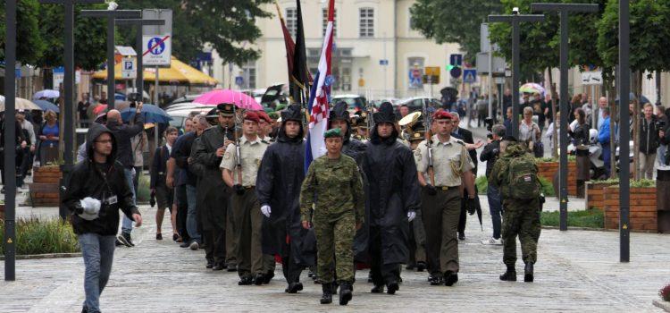 """Obljetnica osnutka 2. gardijske brigade """"Grom"""""""