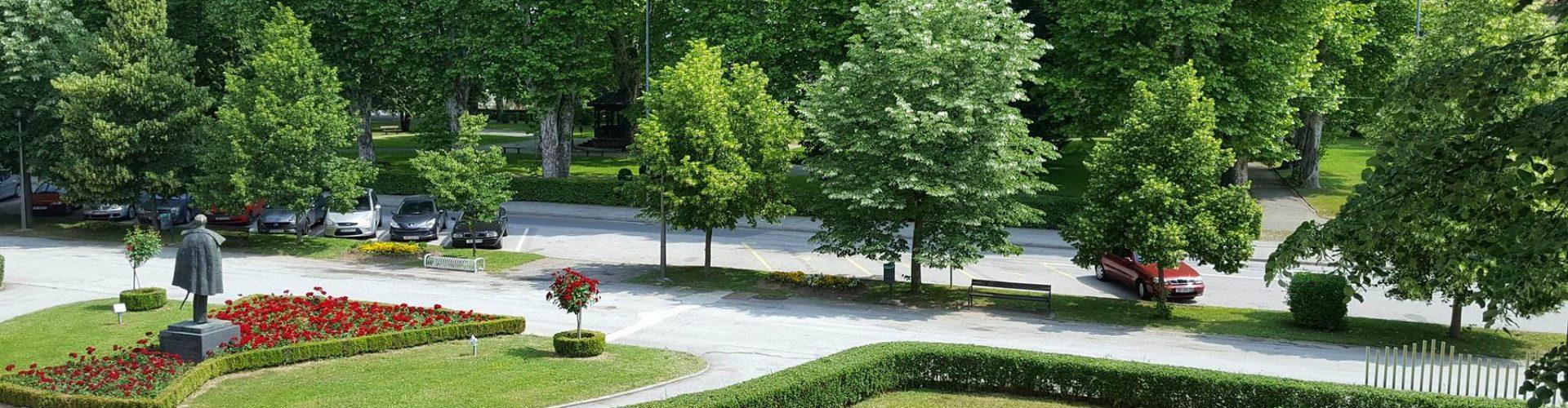 Potpisan ugovor za obnovu glinskog parka u vrijednosti 6.4 milijuna kuna