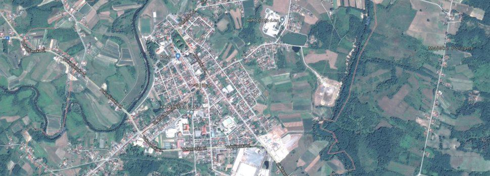 Upitnik za stanovnike Grada Gline – Strateški plan razvoja gospodarskog sektora Grada Gline – područje informatika