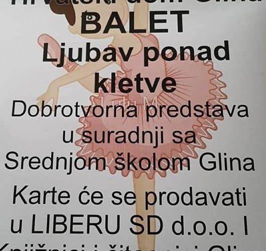 """Baletna predstava """"Ljubav ponad Kletve"""""""