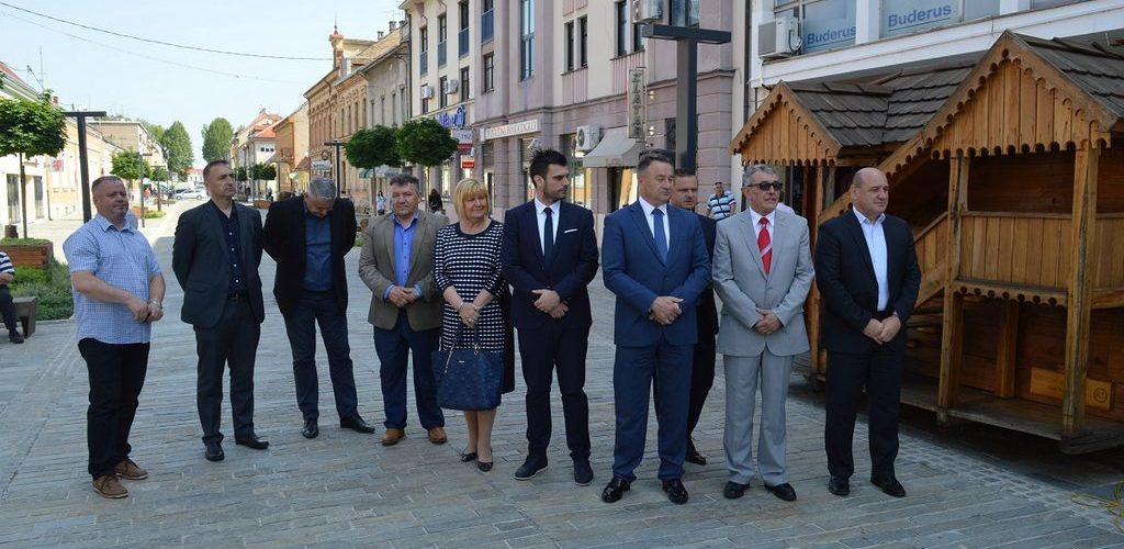 Gradonačelnik na otvorenju Europskog tjedna u SMŽ