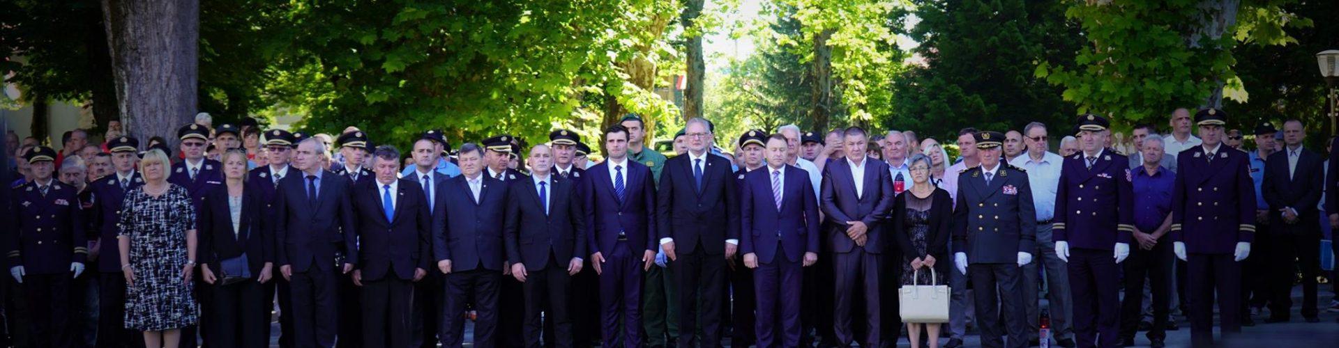 27. godišnjica početka oružanog otpora srpskom agresoru u Domovinskom ratu