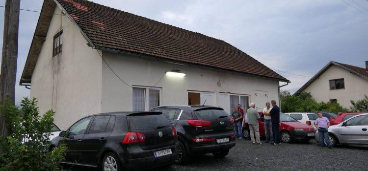 Otvoren Društveni dom u Gornjem Selištu