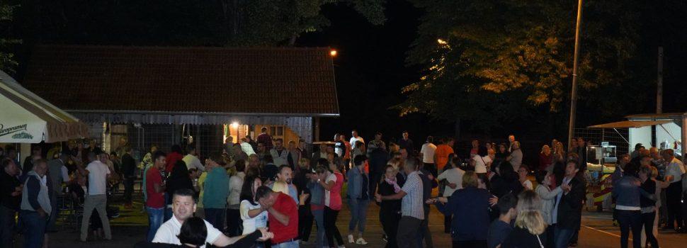 Spektakularan doček Pola nove godine u Maloj Solini