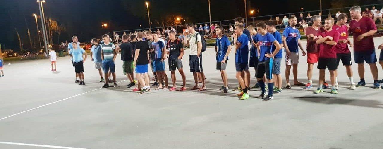 Održan malonogometni turnir povodom Dana Grada Gline 2018.