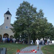Novo Selo Glinsko proslavilo sv. Roka