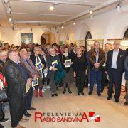 """Otvorena izložba """"Zlatko Šulentić – slikar živog kolorita"""""""