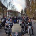 """Karavana bikera """"Zajedno u ratu, zajedno u miru"""" od Prevlake do Vukovara u Glini"""
