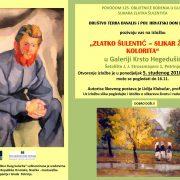 Otvorenje izložbe slika Zlatka Šulentića